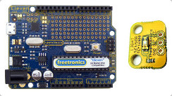 View Arduino to Freetronics TEMT6000 Light Sensor Hookup