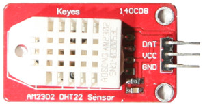 Keyes DHT-22 (AM2302 - RHT03) Humidity Temperature Module