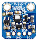 Adafruit Measurement Specialties HTU21D Humidity - Temperature Sensor