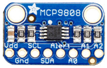 Adafruit MCP9808 Temperature Sensor Breakout Board